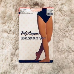 ff7f705ead6db Body Wrappers Intimates & Sleepwear - BODY WRAPPERS footed dance tights